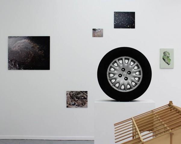 Caillou 6/10-5/11/16 Progress Gallery, Paris
